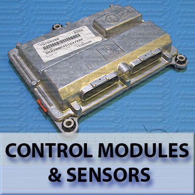 Hummer H1 Control Modules and Sensors