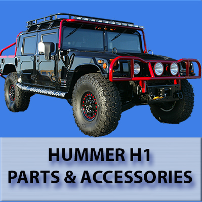 Hummer H1 Parts and Accessories.