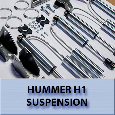 Hummer H1 Performance Suspension