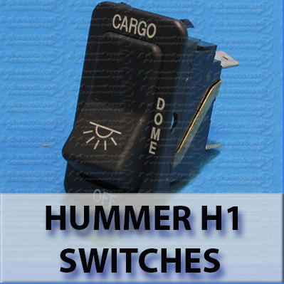 Hummer H1 Switches, Gauges and Dash Parts